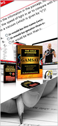Gold Standard Complete GAMSAT Course including Course Materials and Personal Help