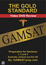 Gold Standard GAMSAT Preparation for Section 1, 2, 3 DVD
